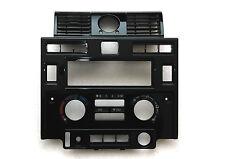 Land Rover Defender 90 / 110 PUMA - Piano Black Centre Console Dash Fascia Panel