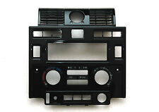 Land Rover Defender 90 / 110 PUMA - Piano Black Centre Console Dash Facia Panel