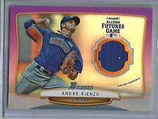 Andre Rienzo 2013 Bowman All-Star Futures Game Used Jersey #09/10
