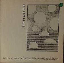 Al Hood/Hein Van De Geijn/Steve Clover-Spheres-Audio Daddio 1005-HOLLAND
