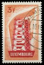 LUXEMBURG 1956 Nr 556 gestempelt X06A8C6