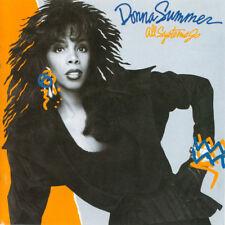Donna Summer - All Systems Go - CD 1987 GEFFEN 9 24102-2