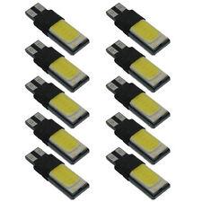 10x T10 LED COB Intérieur Ampoules Léger 194 168 W5W Stationnement Sauvegarde