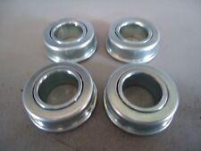 set of 4 Updated Wheel Bearings for John Deere AM127304 X520 X360 L110 L120 L115