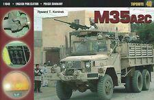 Kagero Topshots 40: M35A2C 2 1/2 Ton 6x6 Trucks