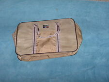 Tan Travel Tote, Mfg The Smuggler