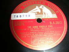 6/4r Mario Lanza-because you 're mine-The Song Angels Sing
