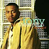 Tony Thompson : Sexsational Soul/R & B 1 Disc Cd