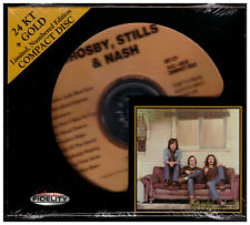 Audiophile AF GOLD CD 131 Crosby, Stills & Nash - Crosby, Stills & N SEALED #188