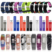Silicone Replacement Watch Band Wrist Strap for Garmin Vivofit 1/2/3 Bracelet