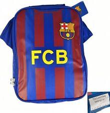 FC Barcelona CHICOS CHILDS NIÑOS de la escuela cool caja de almuerzo Kit Bolso Escolar FCB Fútbol
