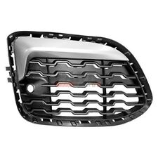 NEW BUMPER COVER GRILLE FRONT RIGHT LOWER FITS 2015-2017 BMW X4 51118073668