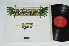 LOS MACHUCAMBOS 1977 LP London Records Canada DL-3015 Latin Funk Gatefold VG+