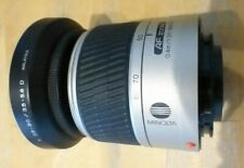 MINOLTA AF 28-80mm D for SONY ALPHA a200 a290 a33 a450 a350 a330 a380 etc