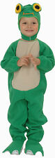 Cute Frog Toddler Fancy Dress Costume - Age 18 Months - 3 Years - New & Sealed