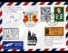 "ENVELOPPE Timbrée ""NATIONS UNIES"" Oblitération Flamme postale KOLN en 1983"