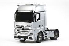 56335 Tamiya Mercedes Benz Actros 1851 Gigaspace Truck COMBO (Radio,Batt,etc)