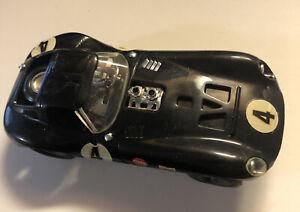 1/24 1960s Vintage Black Cox Cheetah Slot car Excellent condition