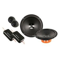 "HERTZ DSK 165.3 CAR AUDIO STEREO 6-1 /2"" COMPONENT SPEAKER SYSTEM DIECI SET 6.5"