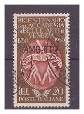 TRIESTE A - 1950 BELLE ARTI USATO