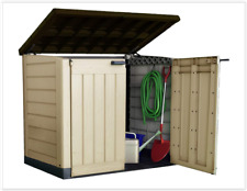 Wheelie Bin Storage Box Keter Garden Outdoor Patio Furniture Shed EXTRA LARGE