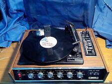 READER'S DIGEST STEREORAMA 2000R DELUXE GIRADISCHI RADIO FUNZIONANTE