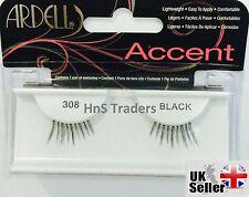 LATEST STYLE ARDELL 100% capelli umani CIGLIA FINTE ACCENT CIGLIA 308 ** OFFERTA **