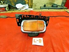 Triumph TR6, Lucas Left Front Parking Light & Turn Signal Assembly Complete, !!