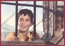 PABLITO CALVO 11 ATTORE ACTOR ACTEUR CINEMA MOVIE - SPAIN ESPAÑA Cartolina 1957