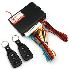Car 2 Remote Central Kit Door Locking Key less Entry System DT Universal