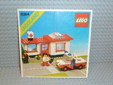 LEGO® Town Classic Bauanleitung 6364 Paramedic Unit instruction B5464