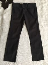 AG ADRIANO GOLDSCHMIED THE MATCHBOX Mens SLIM Straight Sz 31 x 28 Charcoal Jeans