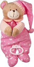Spieluhr Nele; Babyspieluhr rosa Bär