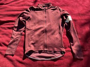 Rapha cycling jersey Classic Long Sleeve Medium Purple.