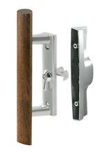 Prime-Line Sliding Patio Door Handle Latch Set Security Steel Reversible 14186