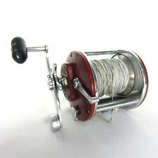 Vintage Penn Peer No 209 Level Wind Fishing Reel Saltwater Made in USA