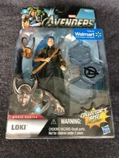 "Avengers Marvel Legends LOKI Figure Movie Hasbro Walmart Exclusive 6"" NEW"