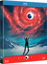 Heroes Reborn Limited Edition Steelbook Bluray NEW SEALED