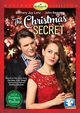 Christmas Secret DVD Movie Bethany Joy Lenz Film Holiday Family New