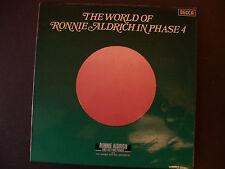 """Ronnie Aldrich.   """"The World Of Ronnie Aldrich"""""""