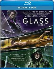 Glass [Blu-ray] Bruce Willis Fast Shipping!!