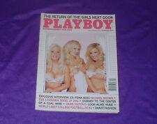 PLAYBOY ADULT MAGAZINE SEPTEMBER 2006 RETURN OF THE GIRLS NEXT DOOR ISSUE