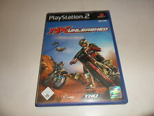 PlayStation 2  PS 2  MX Unleashed
