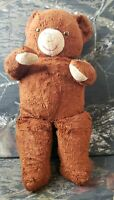 Antique Knickerbocker Musical Teddy Bear Stuffing Brahms Lullaby SB