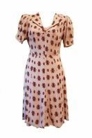 Alannah HIll .  Attractive Ditzy Design Floral Dress For Women