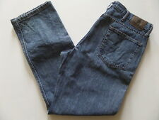 Wrangler Men's Jeans Size-(    ) 36x31 Relaxed Zipper Blue 100%Cotton
