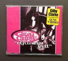 GILBY CLARKE - Tijuana Jail/Melting My Cold Heart CD Single VG 1994 Guns N Roses