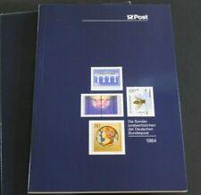 BRD Bund Berlin JAHRBUCH 1984 Postfrisch komplett mit Marken + SD Mi.200.-