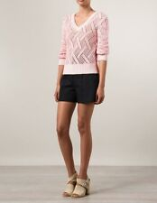 BAND OF OUTSIDERS Open Knit Stitch Sweater SIZE 1