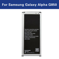 Battery Replacement EB-BG850BBE For Samsung Galaxy Alpha G850 G8505 NFC 1860mAh